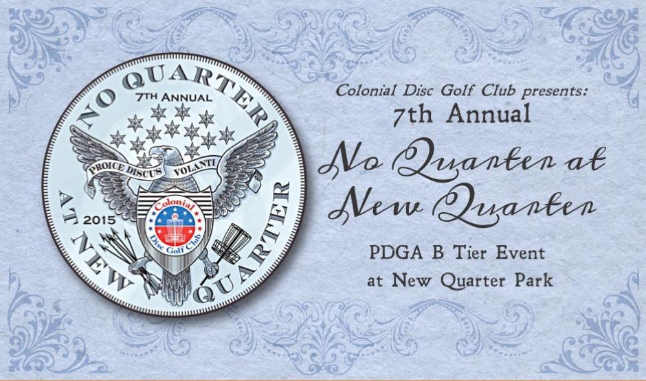 7th Annual - No Quarter at New Quarter