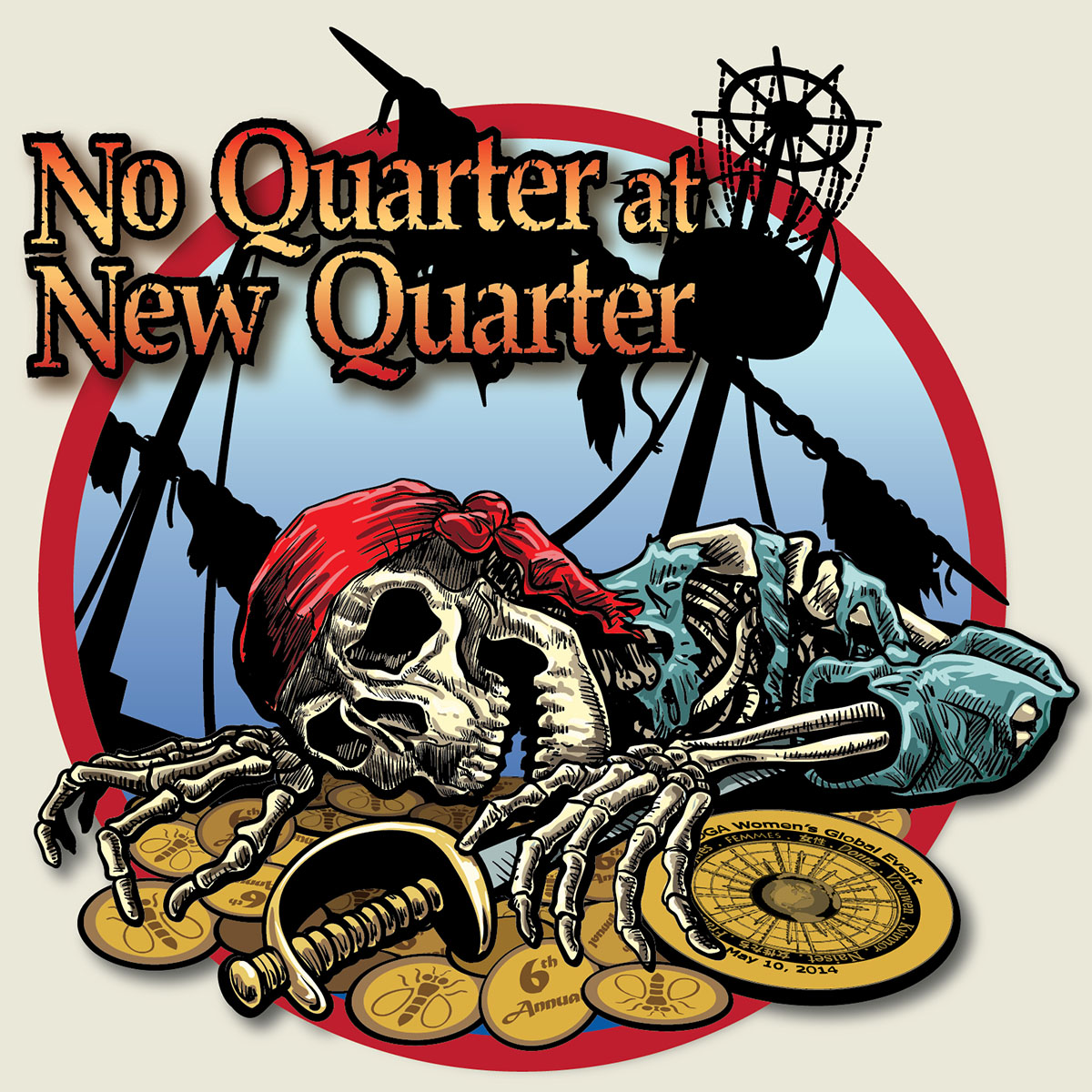 6th Annual No Quarter at New Quarter + WGE