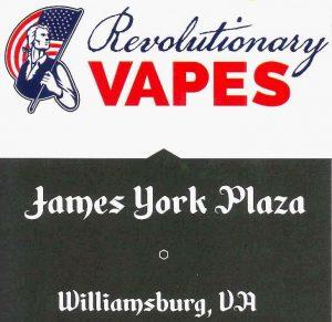 Revolutionary Vapes